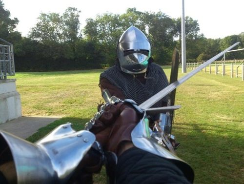 combat médiévaux