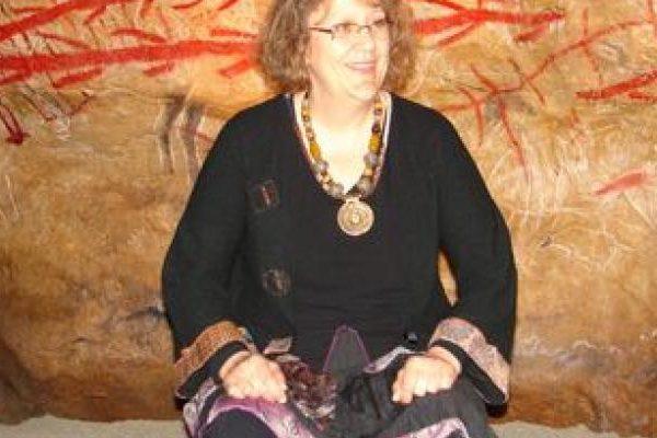 Corinne Duchêne - femme bison